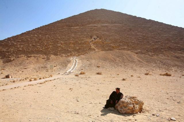 Ägypten Pyramiden (Keystone)