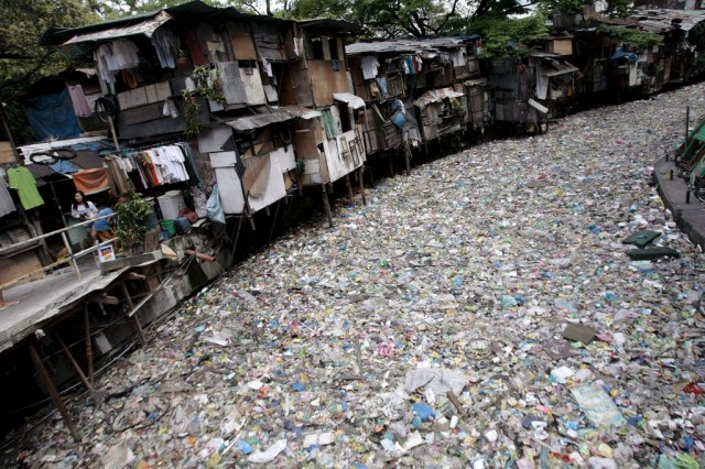 Wasserverschmutzung (Keystone)