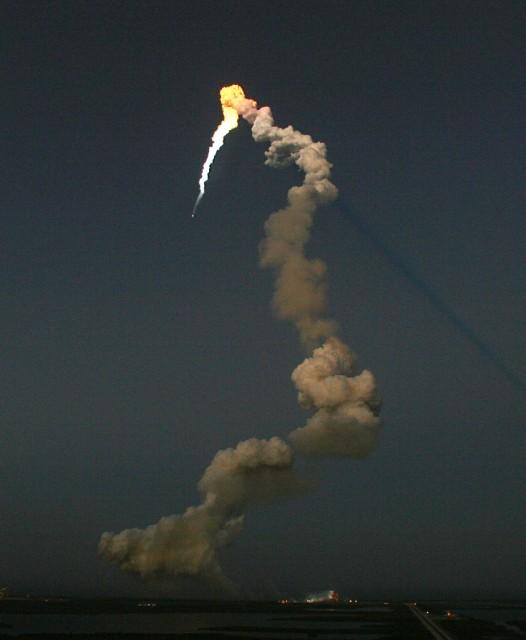Spaceshuttle Discovery (Keystone)
