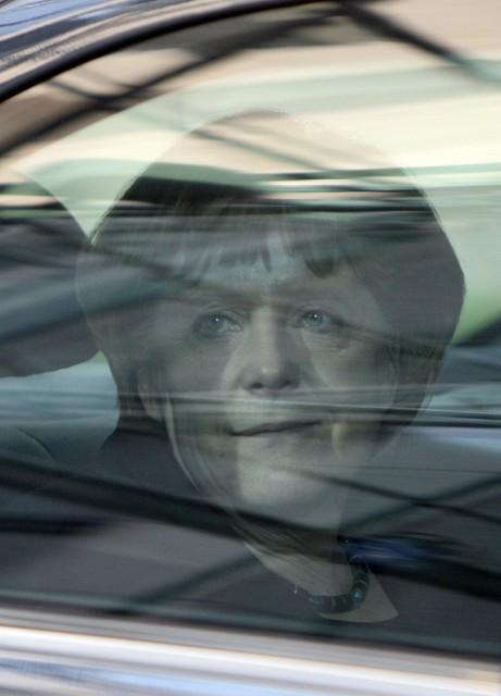 Angela Merkel (Keystone)