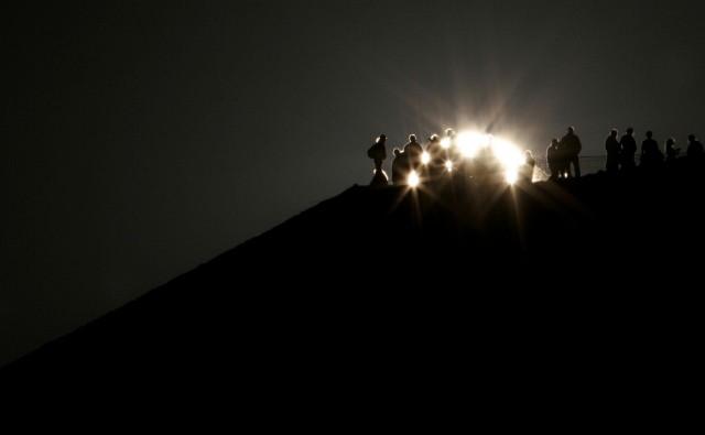 Sonnenpyramide, Mexiko (Keystone)