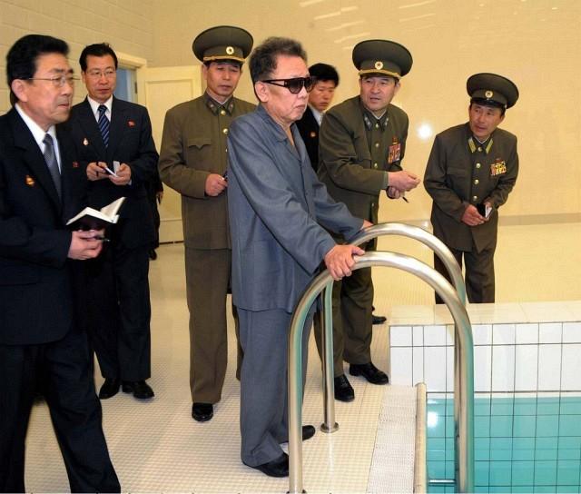 Kim Jong Il (Keystone)