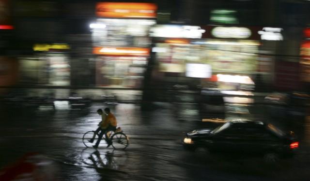 Regen in Amritsar (keystone)