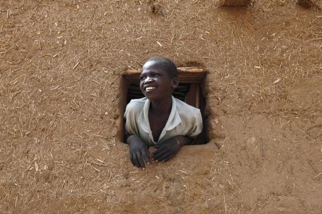 Sudan, Kinderflüchtlinge (keystone)