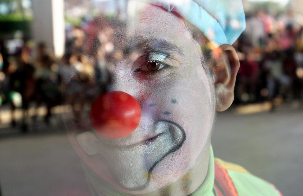 Clown (keystone)