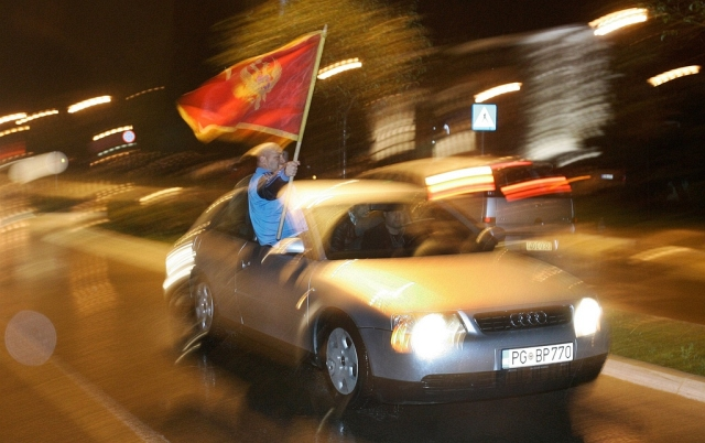Montenegro DPS (keystone)