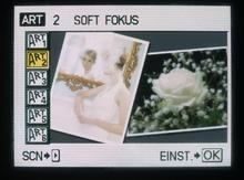 ART-Programm SOFT FOCUS