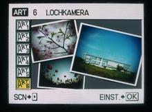 ART-Programm LOCHKAMERA