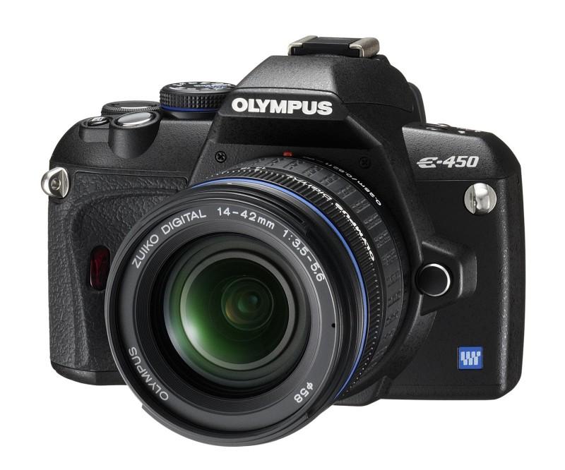 Olympus E-450: Die kleine mit den ART-Funktionen (olympus)