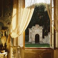 Villa Bandinelli bei Siena/Merian Toskana (©Kløver/laif)