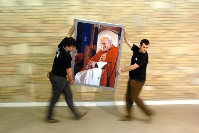 Papstporträt (keystone)