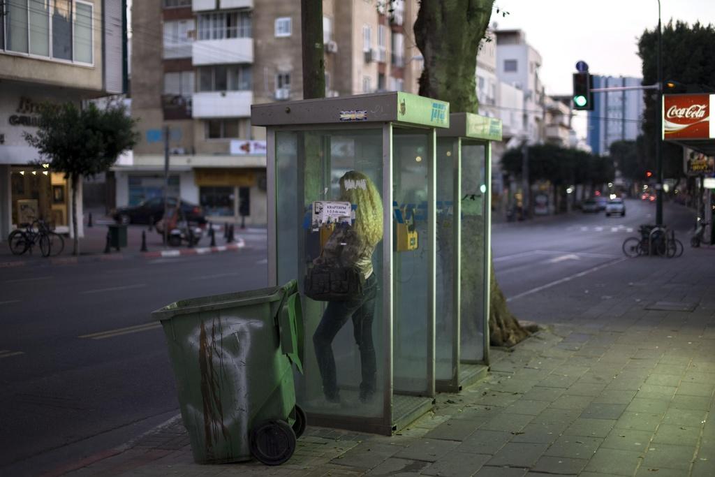 Stadtleben Tel Aviv (keystone)