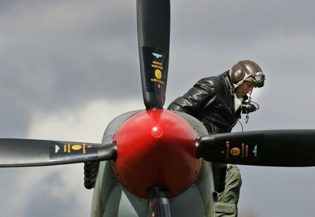 Spitfire (keystone)