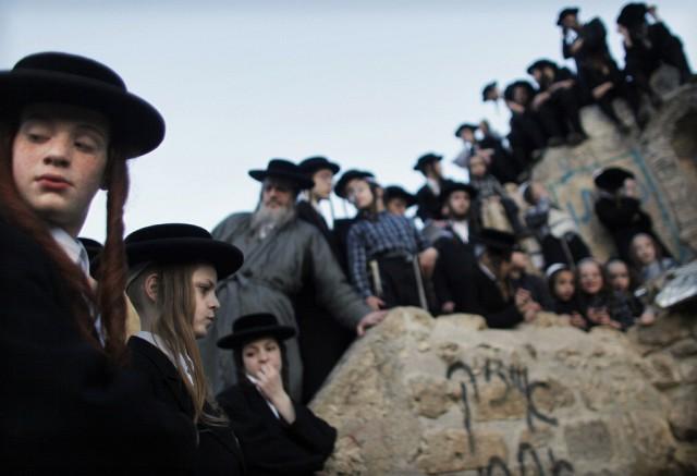 Orthodoxe Juden Pessach (keystone)