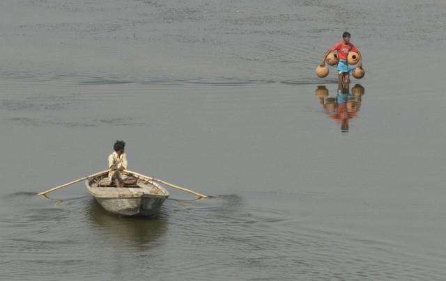 Ganges zu Fuss (keystone)