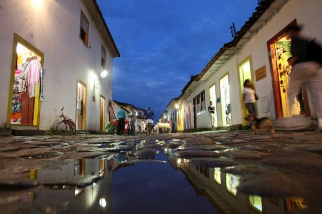 Paraty, brasilien (keystone)