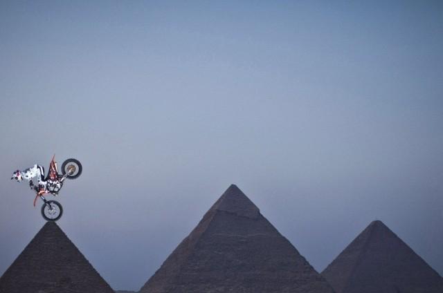 Nick de Wit Motorrad Freestyle (keystoen)