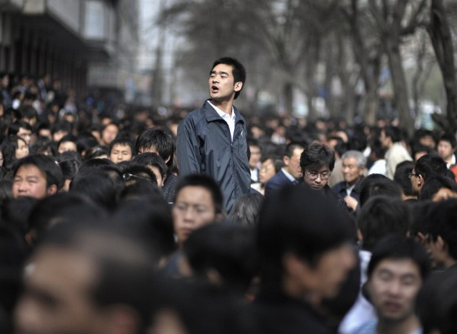 Chinesische Arbeiter (Keystone)