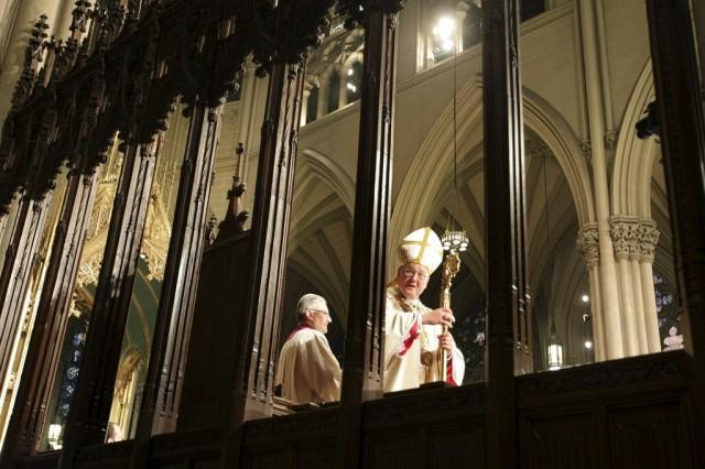 Amerikanischer Bischof (Keystone)
