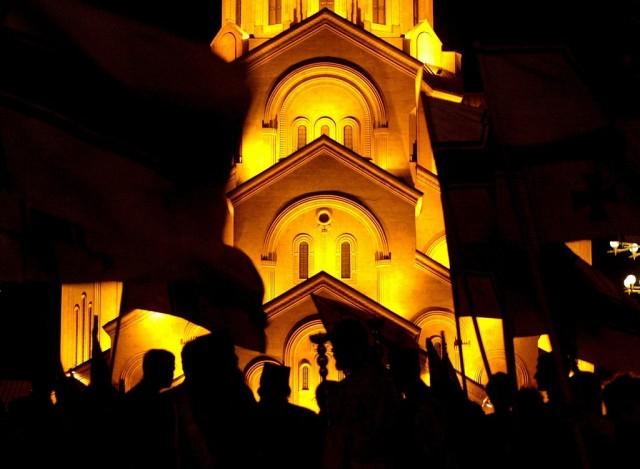 Orthodoxe Ostern in Tiflis (keystone)