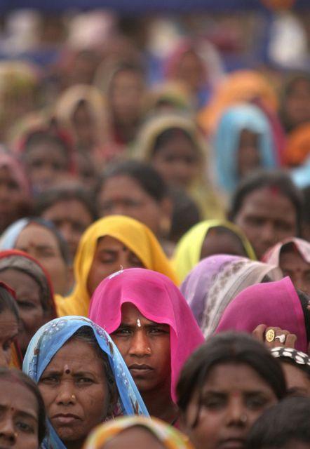 Supporter von Bahujan Samaj (Keystone)