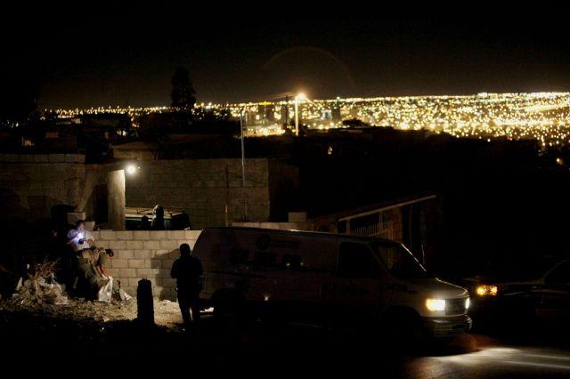 Drogenkrieg in Mexiko (Keystone)