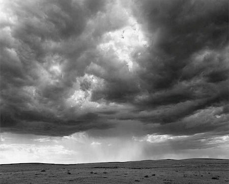 © Robert Adams: Storm over Pawnee National Grassland