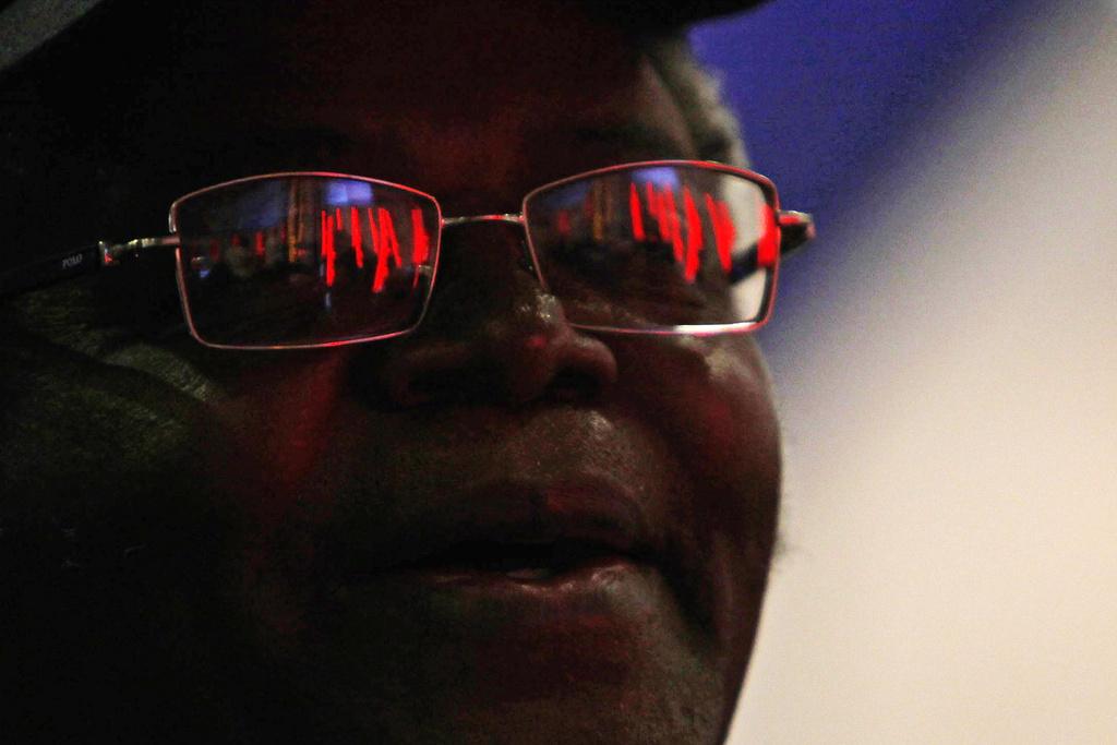 Wahlergebnisse Südafrika (Keystone)
