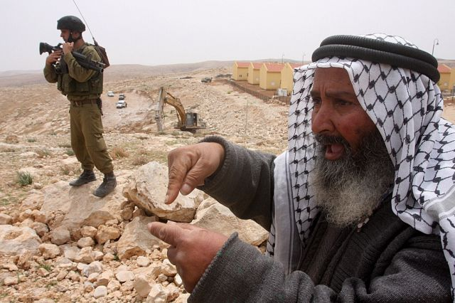 Israelische Siedlungen (Keystone)