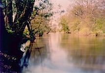 Lisa Bergmann: Mystic River.