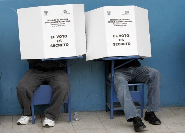 Wahlen Ecuador (Keystone)