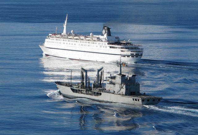 Handout-Photo der spanischen Marine (Keystone)