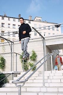 Sebastian Stumpf - 'marcher dans l'air'