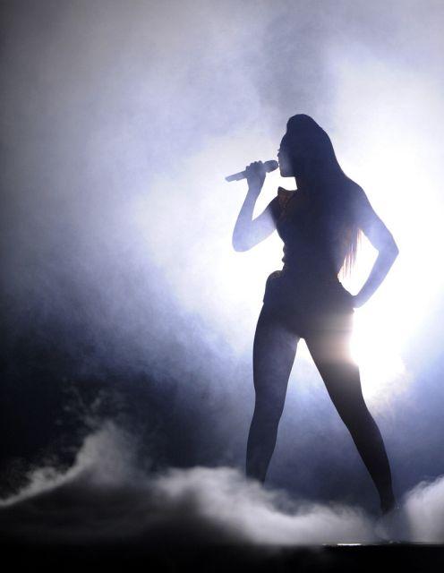 Beyonce in Prag (Keystone)