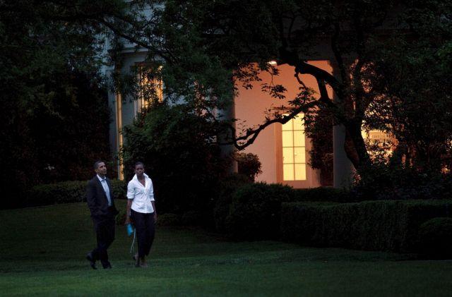 Barack und Michelle Obama (Keystone)