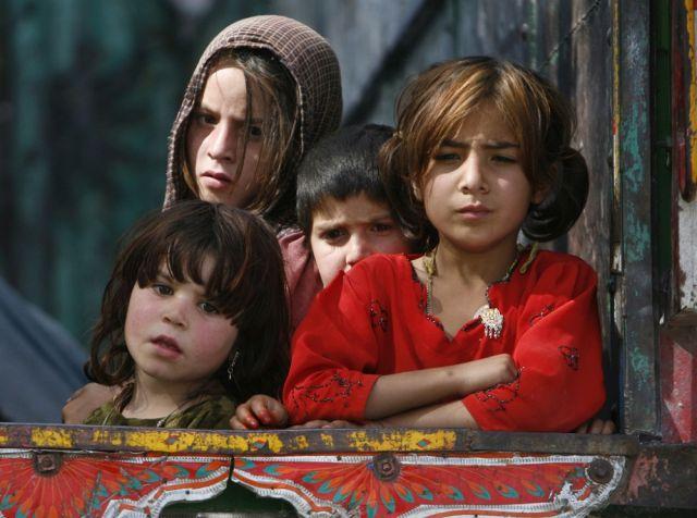 Kinder aus Swat (keystone)