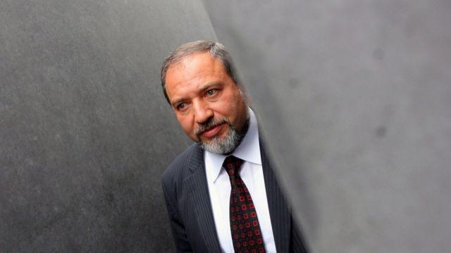 Avigdor Lieberman (keystone)