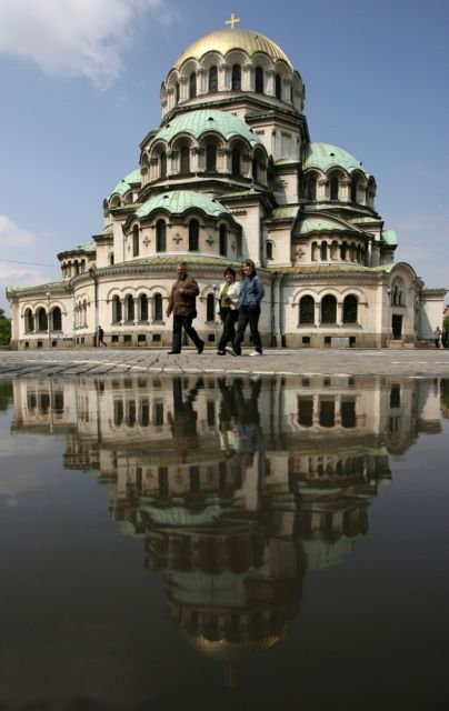 Alexander Nevski Kathedrale in Sofia(keystone)