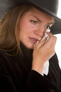 Eva weint auf Kommando (© Robert Kneschke)