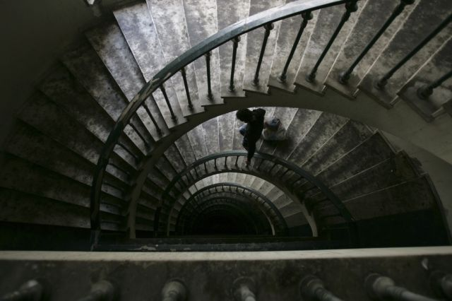 Spiraltreppe (Keystone)