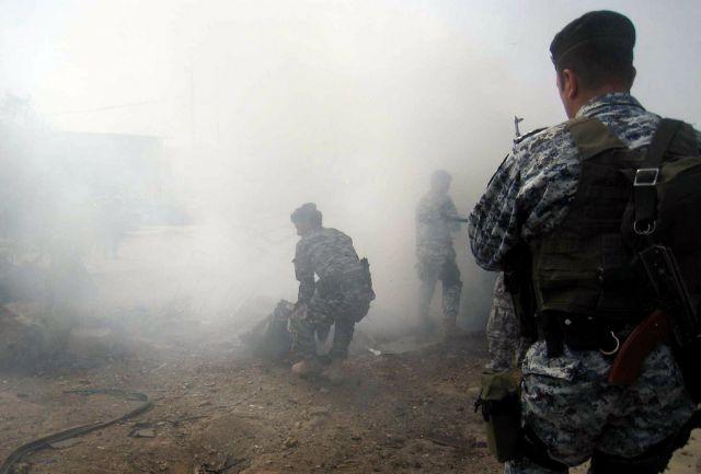 Bombenattentäter in Irak (keystone)
