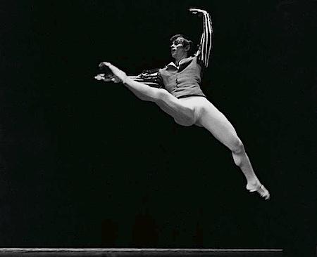 Hannes Kilian: Rudolf Nurejew, 1962