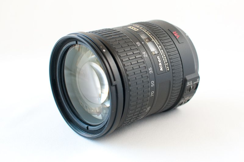 Test Nikkor DX AF S 18-200mm VR 3.5-5.6 (1/2): Allrounder mit langer Linse