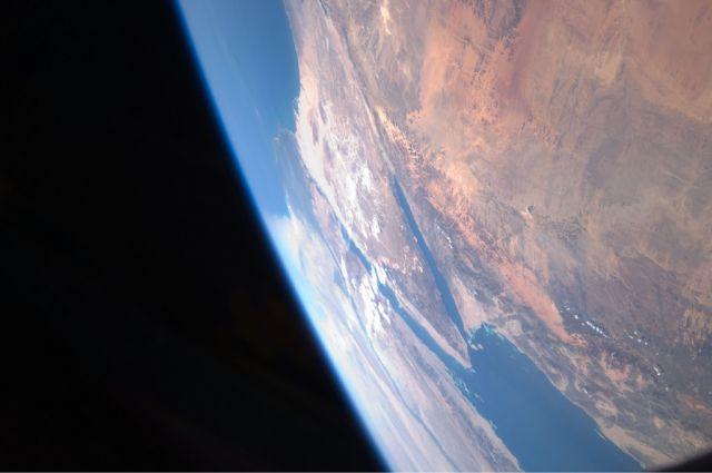 Die Erde (NASA/keystone)