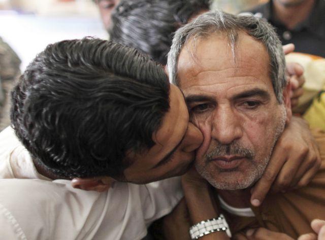 Irak Freilassung (keystone)