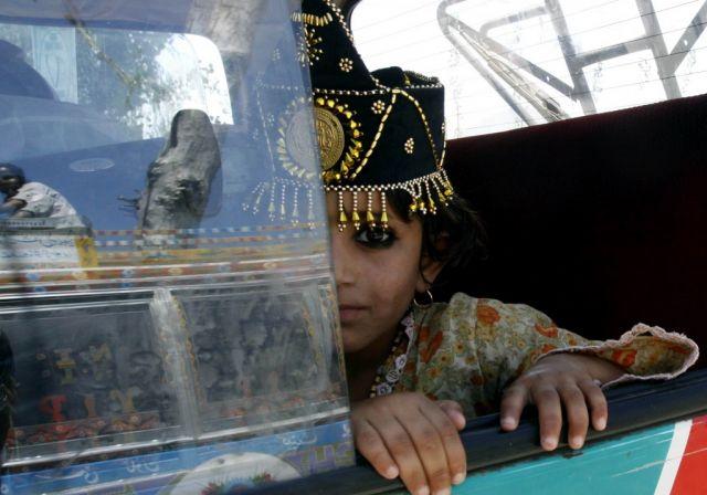 Ein Pakistanisches Mädchen (keystone)
