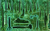 © Sinje Dillenkofer: CASE 27, 2005 (Kassette für medizinische Instrumente)