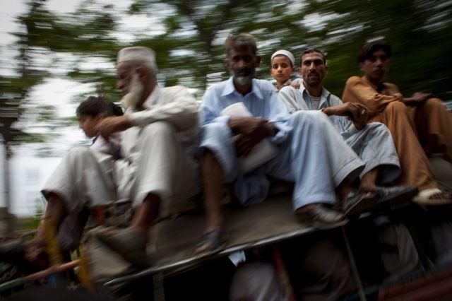 Flüchtlinge in Pakistan (keystone)