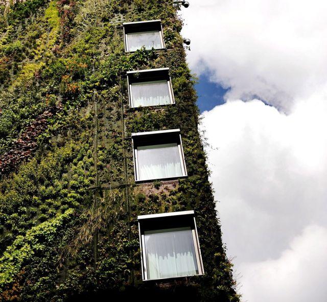 Vertikale Gärten (keystone)