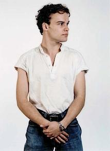 Thomas Ruff: Porträt (Dirk Skeber), 1987